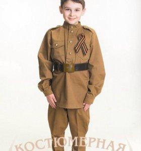 В аренду форма на мальчика Р. 116