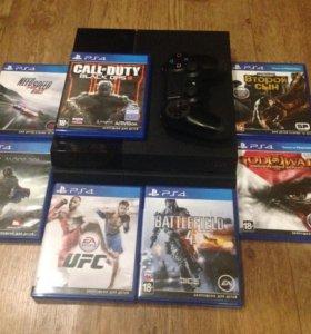 Sony PlayStation4 обменяю или продам