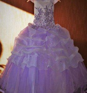Новые праздничные платья