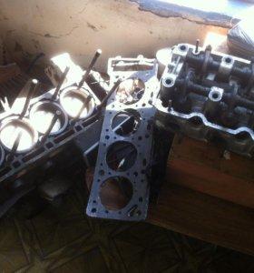 Мотор 33102. 1,5 куб москвича Запчасти 21099 ваз