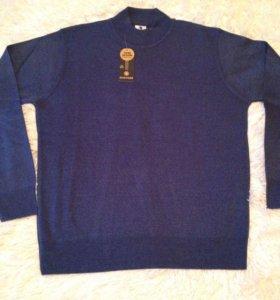 Новый мужской свитер, р. L