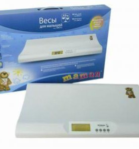 Электронные детскиер весы Maman SBBC 212