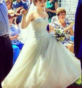 Свадебное платье!!!👰🏼