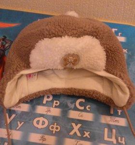 Зимняя шапка на ог 42