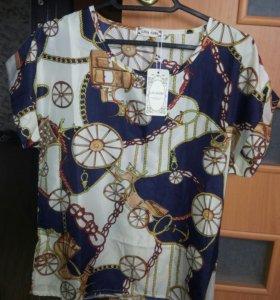 Новая майка-блуза.
