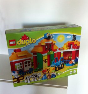 Новый Lego Duplo 10525