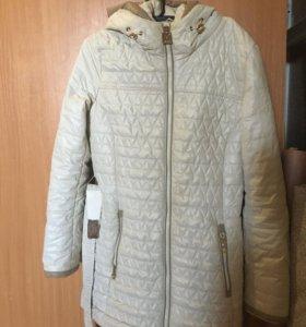 Куртка весна на 13-15 лет