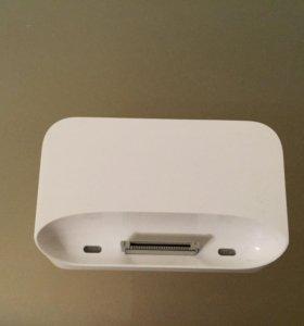 Зарядка на iPhone 3-3S