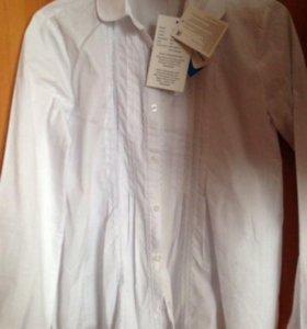 Блузка школьная р158