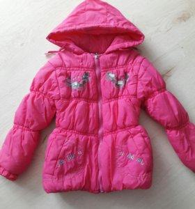 Куртка и штаны демисизонные 92-98 см