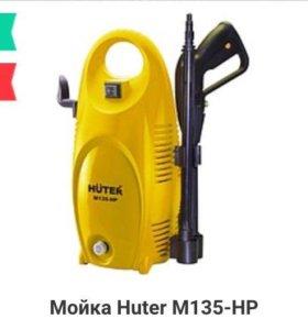 Мойка huter m135-hp