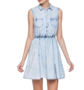 OSTIN джинсовое платье