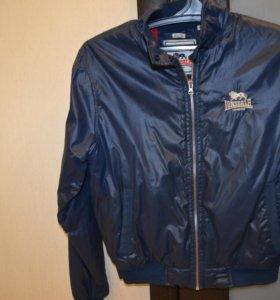 Куртка фирменная подростковая