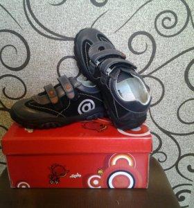 П/ботинки детские р -р 31
