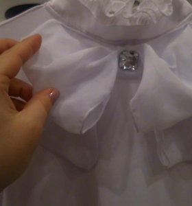 Блуза детская. Рост 140