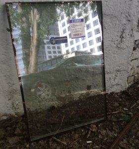 Стеклопакет новый двухкамерный(3 стекла)