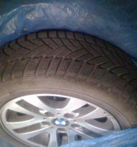 Шины Dunlop SP Sport M3 + диски
