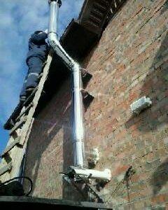 Вентиляция дымоходы под ключ