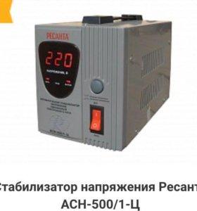 Стабилизатор Ресанта АСН 500/ 1-ц