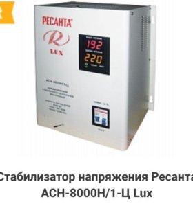 Настенный стабилизатор Ресанта 8квт