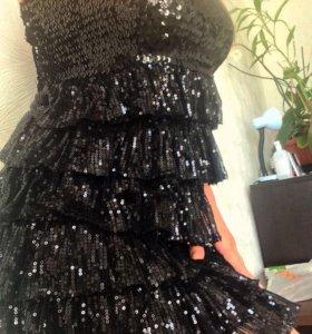 Коктейльное платье из США