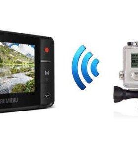 Дисплей Removu R1 для Экшен камеры GoPro hero 3-4