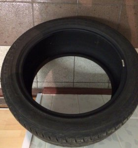 Continental Conticrosscontact UHP 295/40 R20 106Y