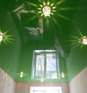 Натяжные потолки по супер цене