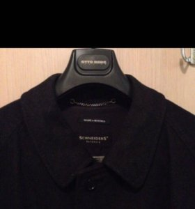 Кашемировое пальто Schneiders