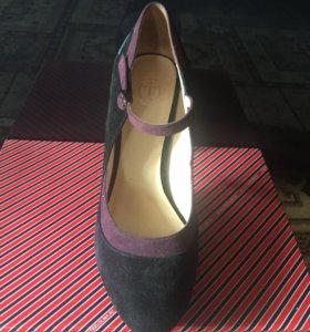 Туфли женские Tervolina (новые)