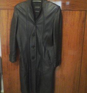 Кардиган кожаны б/у р 50-52