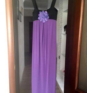 Красивое длинное платье, Испания