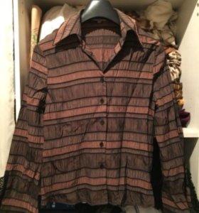 Рубашка блузка RevaRo