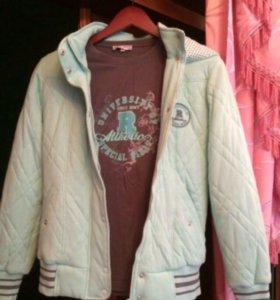 Куртка+кофта