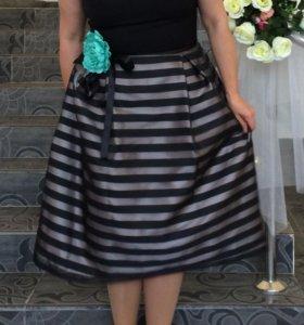 Нарядное платье+туфли+сумочка