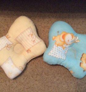 подушки для младенца