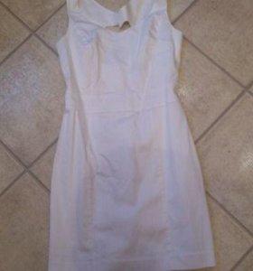 Белое платье 44/46