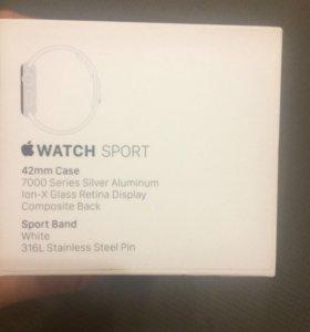 Watch sport 42mm