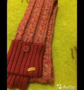Новый Тёплый шарф Columbia