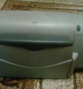 Принтер струйный HP DeskJet 920c