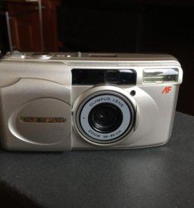 Фотоаппарат Olympus пленочный