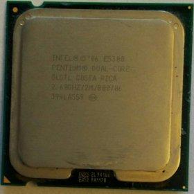 Intel Pentium E5300 LGA775 2.6GHz