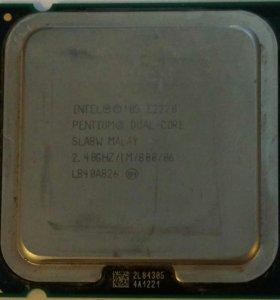 Intel Pentium E2220 LGA775 2.4GHz