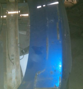 Багажник на Subaru impreza