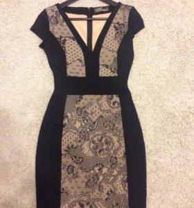 Платье кружевное LR, размер 42