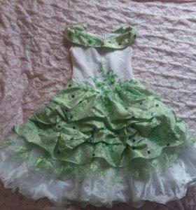 Платье от 3 до 6-7 лет