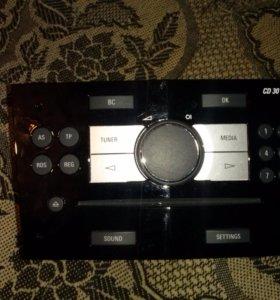 Автомагнитола DELPHI CD 30 MP 3