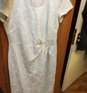 Платье праздничное 48р