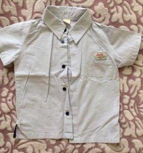 Рубашка 92-98см