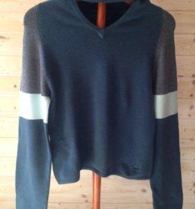 American Eagle, М-L, свитер с капюшоном